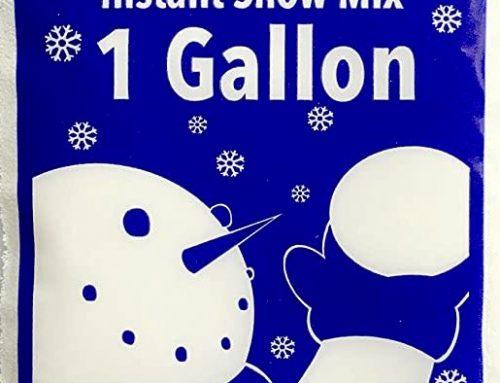 SNOW  — LET IT SNOW!